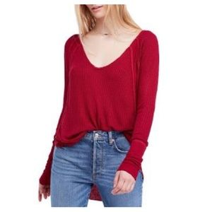 We the Free Free People Catalina Thermal Top
